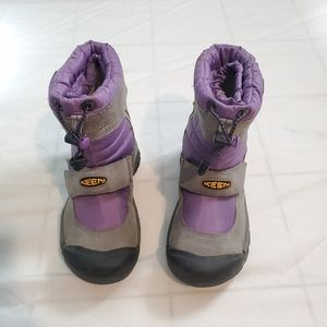 Keen Snow Boot Girls Size 1
